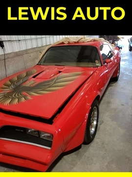 1978 Pontiac Firebird Trans Am for sale in Mountain Home, AR
