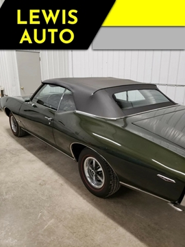 1969 Pontiac GTO for sale in Mountain Home, AR
