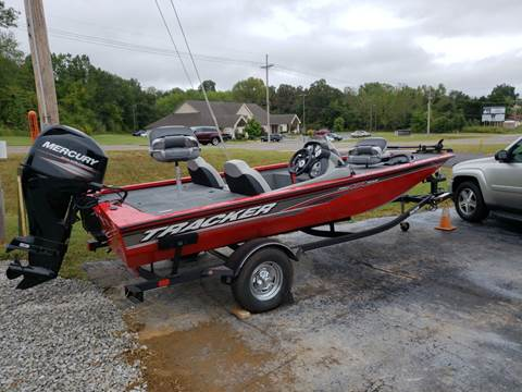 2017 Tracker ProTeam for sale in Mountain Home, AR