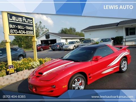 2000 Pontiac Firebird for sale in Mountain Home, AR