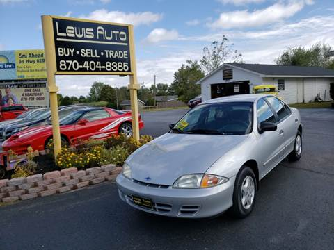 2001 Chevrolet Cavalier for sale in Mountain Home, AR