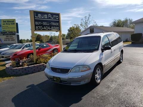 2002 Ford Windstar For Sale In Mountain Home Ar