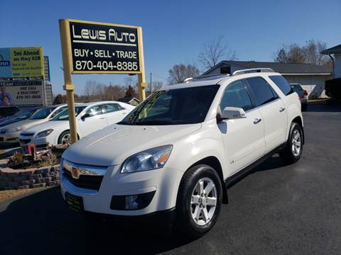 2008 Saturn Outlook for sale in Mountain Home, AR