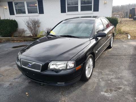 1999 Volvo S80 T6 for sale at LEWIS AUTO in Mountain Home AR