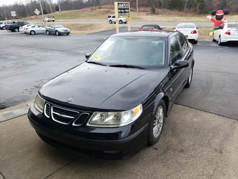 2005 Saab 9-5 Arc 2.3T for sale at LEWIS AUTO in Mountain Home AR