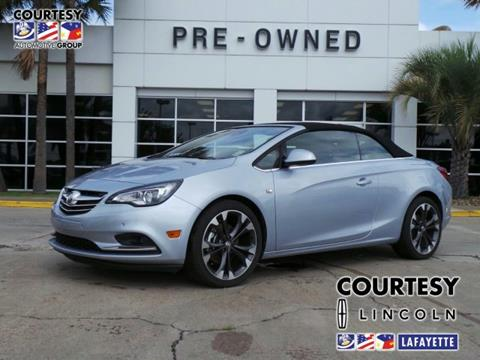 2016 Buick Cascada for sale in Lafayette, LA