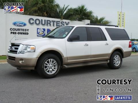 2013 Ford Expedition EL for sale in Lafayette, LA