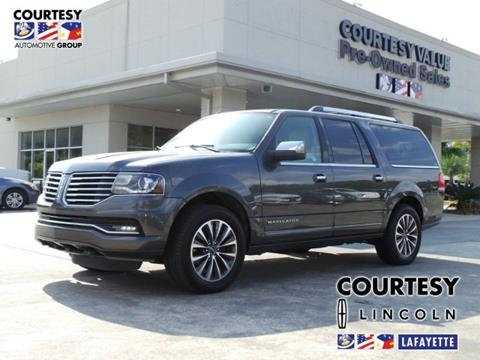 2015 Lincoln Navigator L for sale in Lafayette, LA