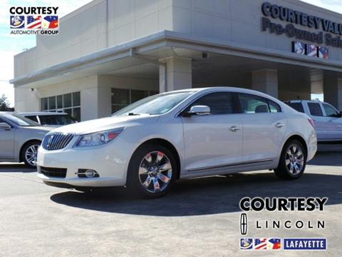 2013 Buick LaCrosse for sale in Lafayette, LA