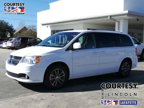 2017 Dodge Grand Caravan for sale in Lafayette, LA