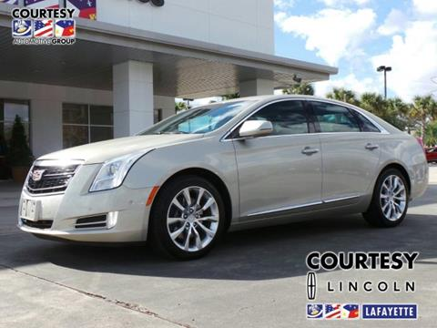 Courtesy Lincoln Lafayette La >> 2016 Cadillac Xts For Sale In Lafayette La