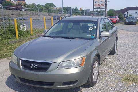 2007 Hyundai Sonata for sale at Branch Avenue Auto Auction in Clinton MD