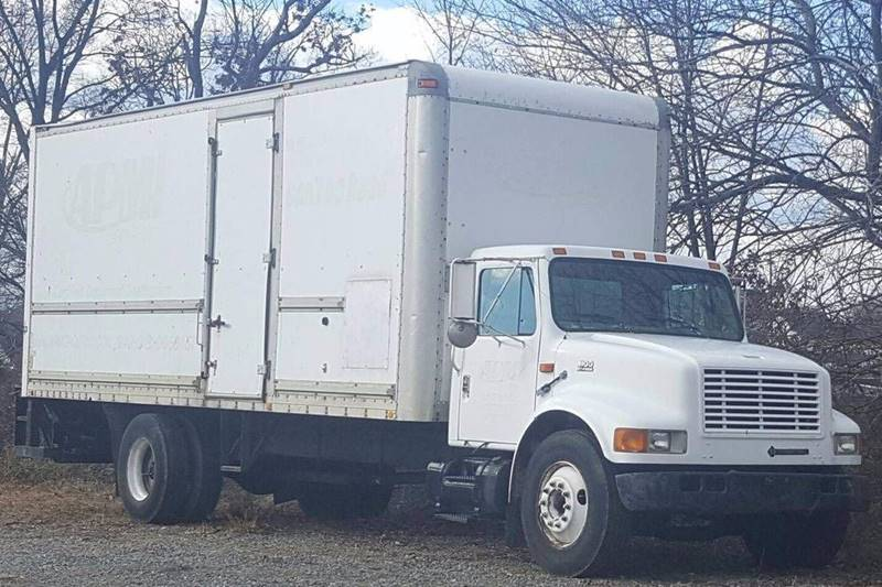 2000 International Truck for sale at Branch Avenue Auto Auction in Clinton MD