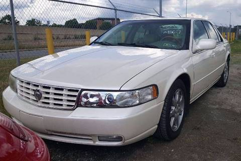 2001 Cadillac STS for sale at Branch Avenue Auto Auction in Clinton MD