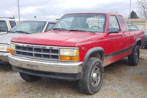 1995 Dodge Dakota for sale at Branch Avenue Auto Auction in Clinton MD