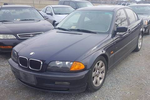 2000 BMW 3 Series for sale at Branch Avenue Auto Auction in Clinton MD