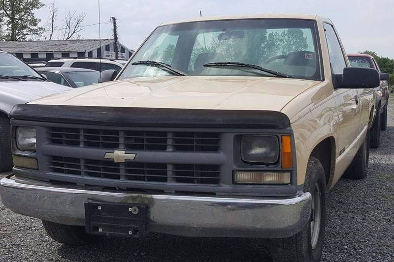 1995 Chevrolet C/K 1500 Series for sale at Branch Avenue Auto Auction in Clinton MD