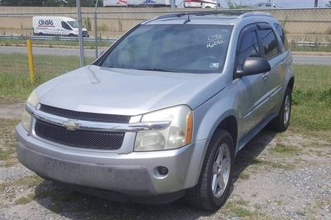 2005 Chevrolet Equinox for sale at Branch Avenue Auto Auction in Clinton MD