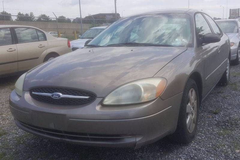 2002 Ford Taurus for sale at Branch Avenue Auto Auction in Clinton MD