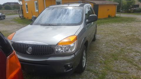 2003 Buick Rendezvous for sale at Branch Avenue Auto Auction in Clinton MD