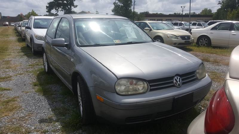 2004 Volkswagen GTI for sale at Branch Avenue Auto Auction in Clinton MD
