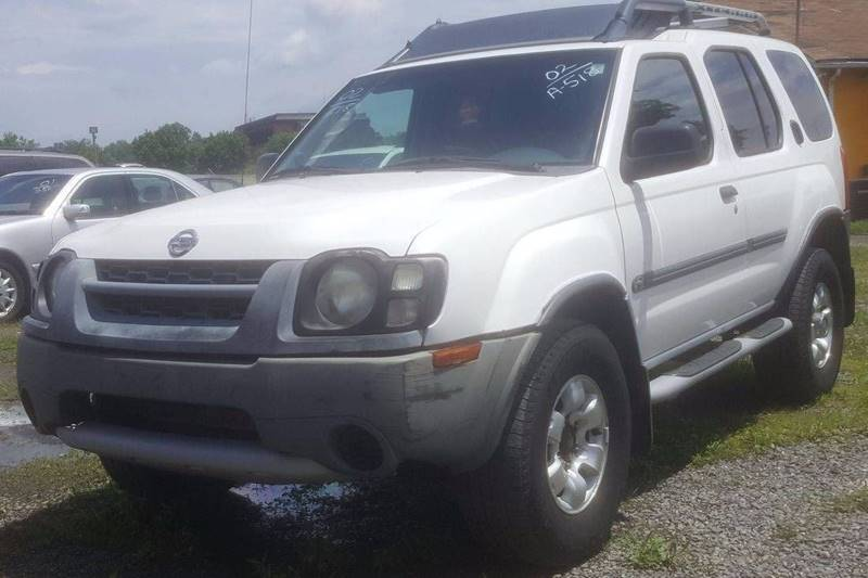 2002 Nissan Xterra For Sale At Branch Ave Auto Auction In Clinton MD