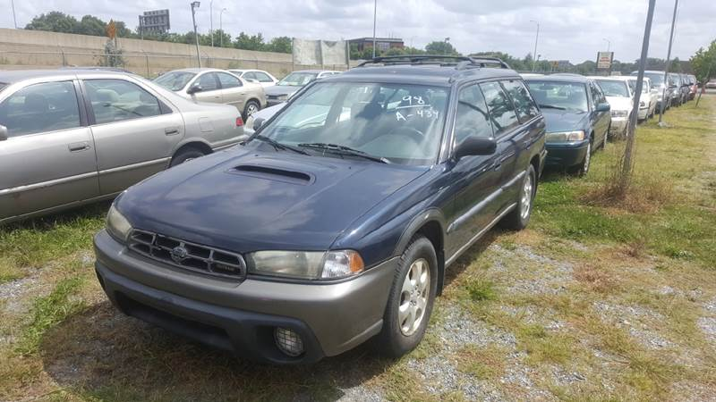 1998 Subaru Outback for sale at Branch Avenue Auto Auction in Clinton MD