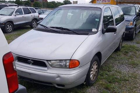 1998 Ford Windstar for sale at Branch Avenue Auto Auction in Clinton MD