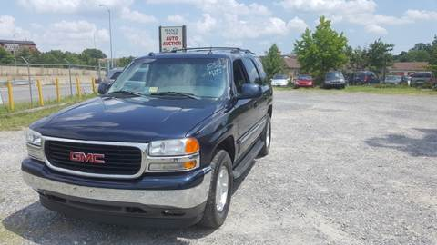 2005 GMC Yukon for sale at Branch Avenue Auto Auction in Clinton MD