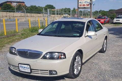 2005 Lincoln LS for sale at Branch Avenue Auto Auction in Clinton MD