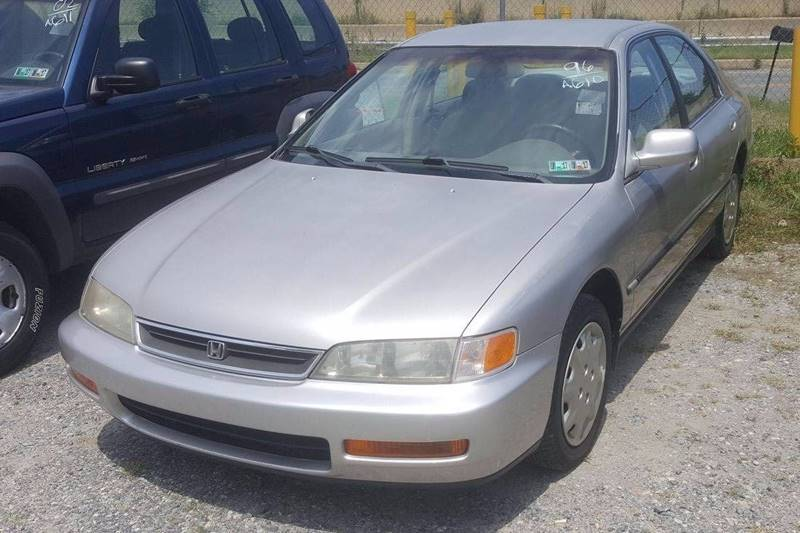1996 Honda Accord for sale at Branch Avenue Auto Auction in Clinton MD