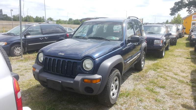 2002 Jeep Liberty for sale at Branch Avenue Auto Auction in Clinton MD