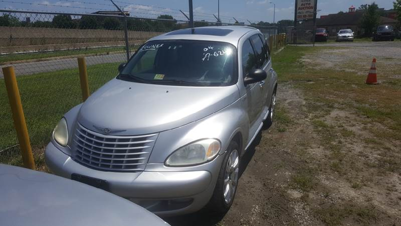2004 Chrysler PT Cruiser for sale at Branch Avenue Auto Auction in Clinton MD