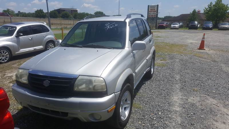 2001 Suzuki Grand Vitara for sale at Branch Avenue Auto Auction in Clinton MD