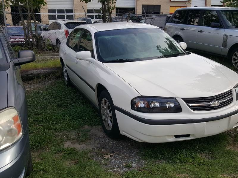 2004 Chevrolet Impala for sale at Branch Avenue Auto Auction in Clinton MD