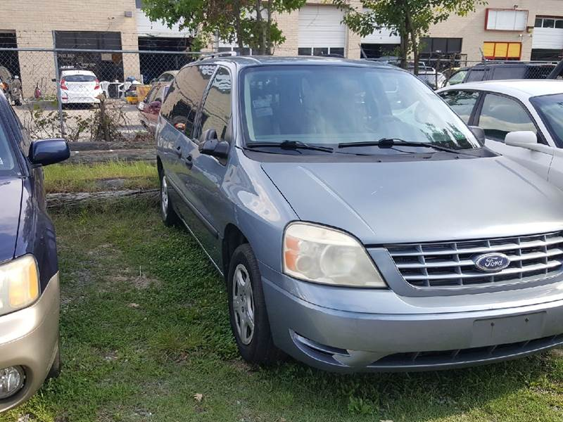 2005 Ford Freestar for sale at Branch Avenue Auto Auction in Clinton MD