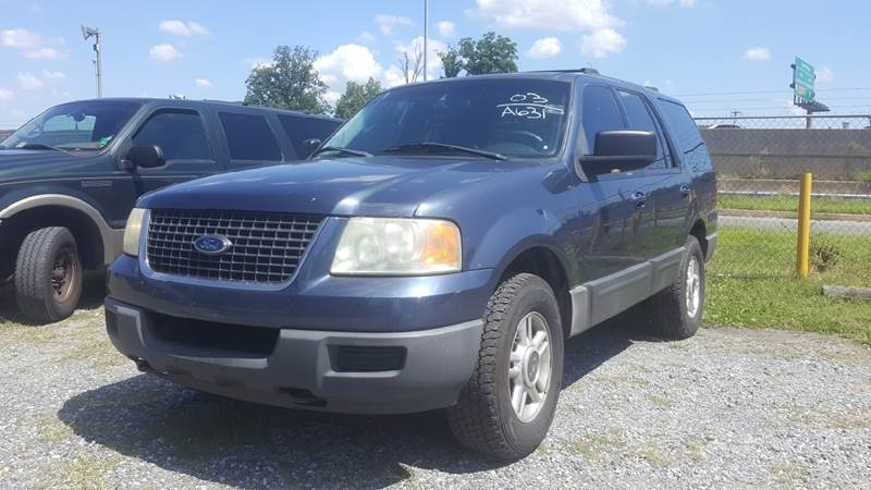 2003 Ford Expedition for sale at Branch Avenue Auto Auction in Clinton MD