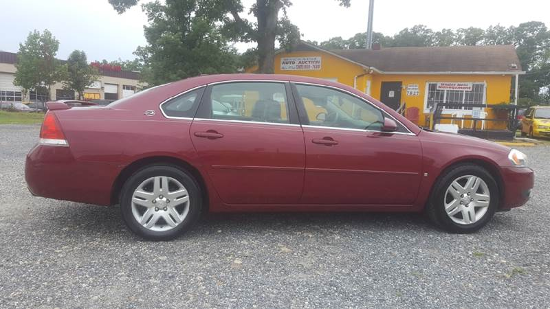 2006 Chevrolet Impala for sale at Branch Avenue Auto Auction in Clinton MD