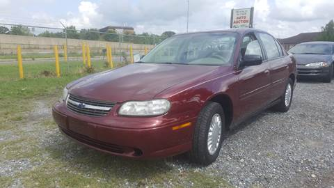 2002 Chevrolet Malibu for sale at Branch Avenue Auto Auction in Clinton MD