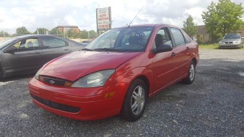2003 Ford Focus for sale at Branch Avenue Auto Auction in Clinton MD