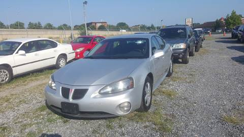 2005 Pontiac Grand Prix for sale at Branch Avenue Auto Auction in Clinton MD