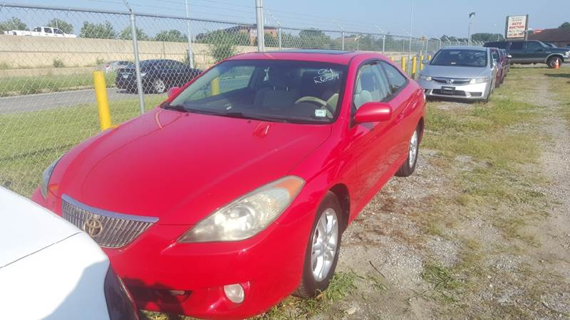2004 Toyota Camry Solara for sale at Branch Avenue Auto Auction in Clinton MD