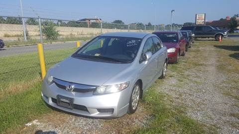 2011 Honda Civic for sale at Branch Avenue Auto Auction in Clinton MD