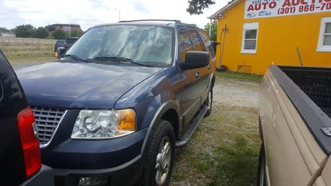 2004 Ford Expedition for sale in Clinton, MD