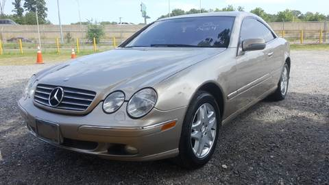 2002 Mercedes-Benz CL-Class for sale in Clinton, MD