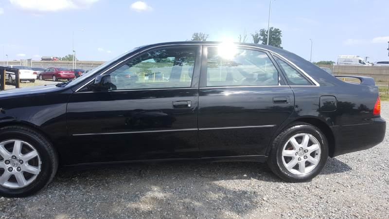 2002 Toyota Avalon for sale at Branch Avenue Auto Auction in Clinton MD