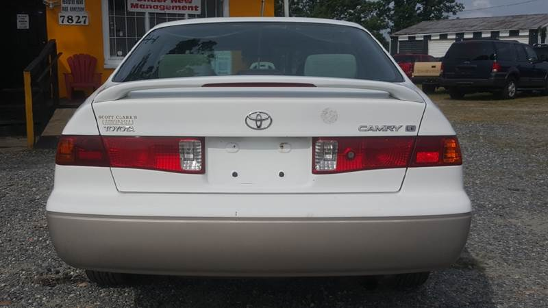 2000 Toyota Camry for sale at Branch Avenue Auto Auction in Clinton MD