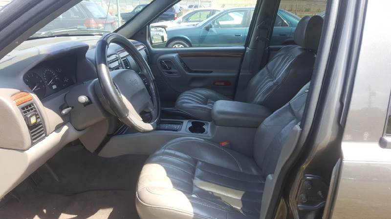 1999 Jeep Grand Cherokee for sale at Branch Avenue Auto Auction in Clinton MD