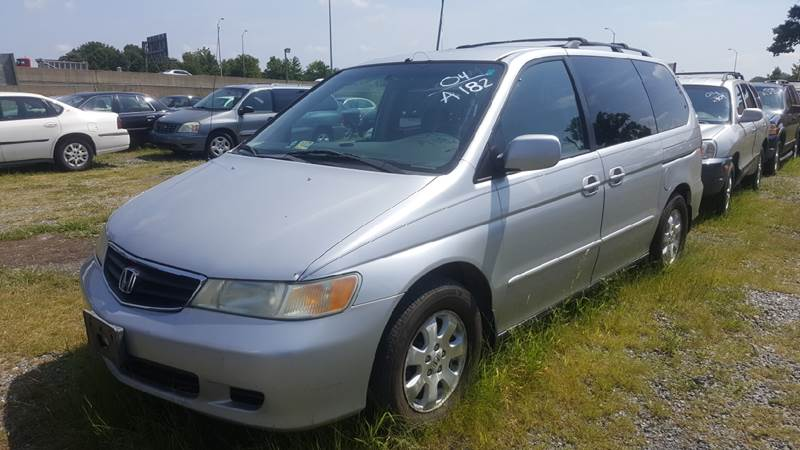 2004 Honda Odyssey for sale at Branch Avenue Auto Auction in Clinton MD