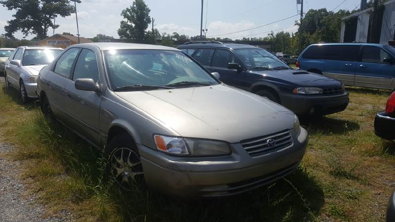 1999 Toyota Camry for sale at Branch Avenue Auto Auction in Clinton MD